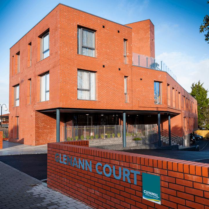 Glenann Court, Antrim Road