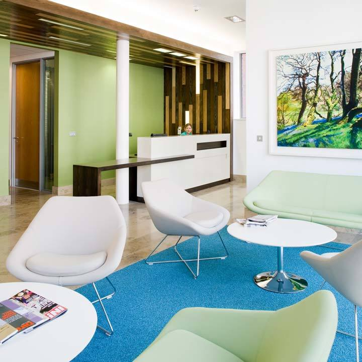 O'Reilly Stewart Solicitors Interior Design