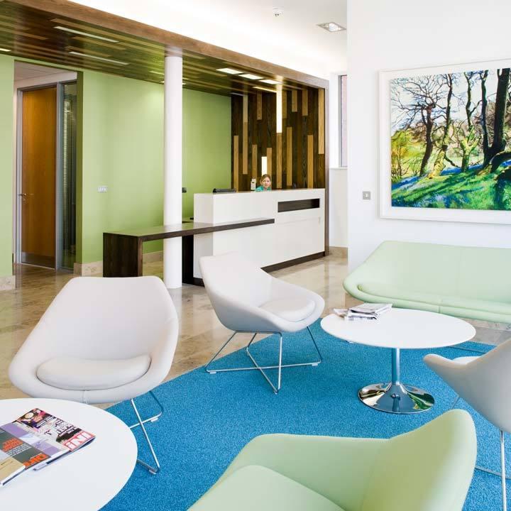 O'Reilly Stewart Solicitors Interior Design