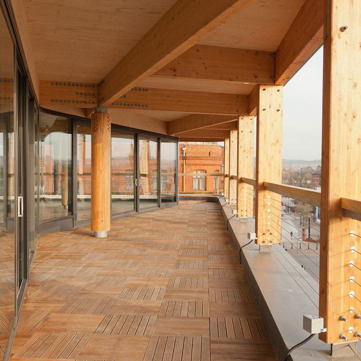 RIBA/RSUA judges citation on the Weaving Works