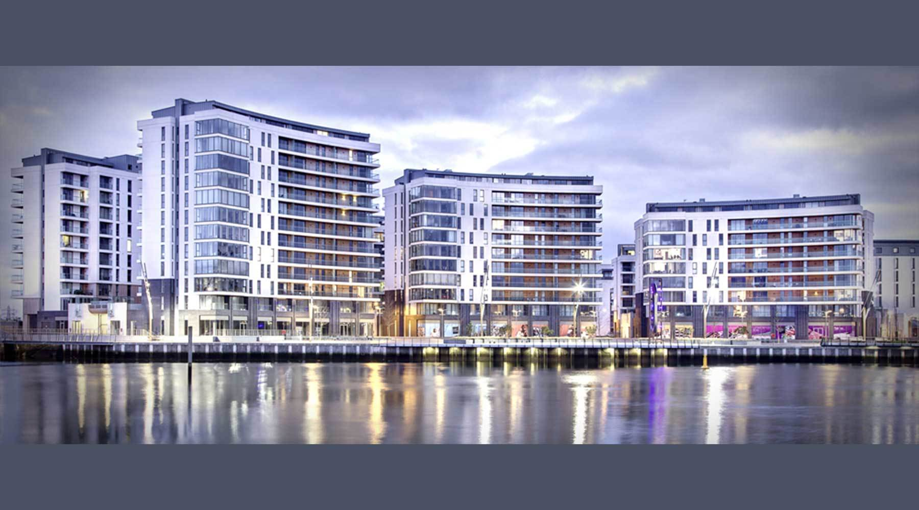 RMI Architects Arc Titanic Belfast Apartments