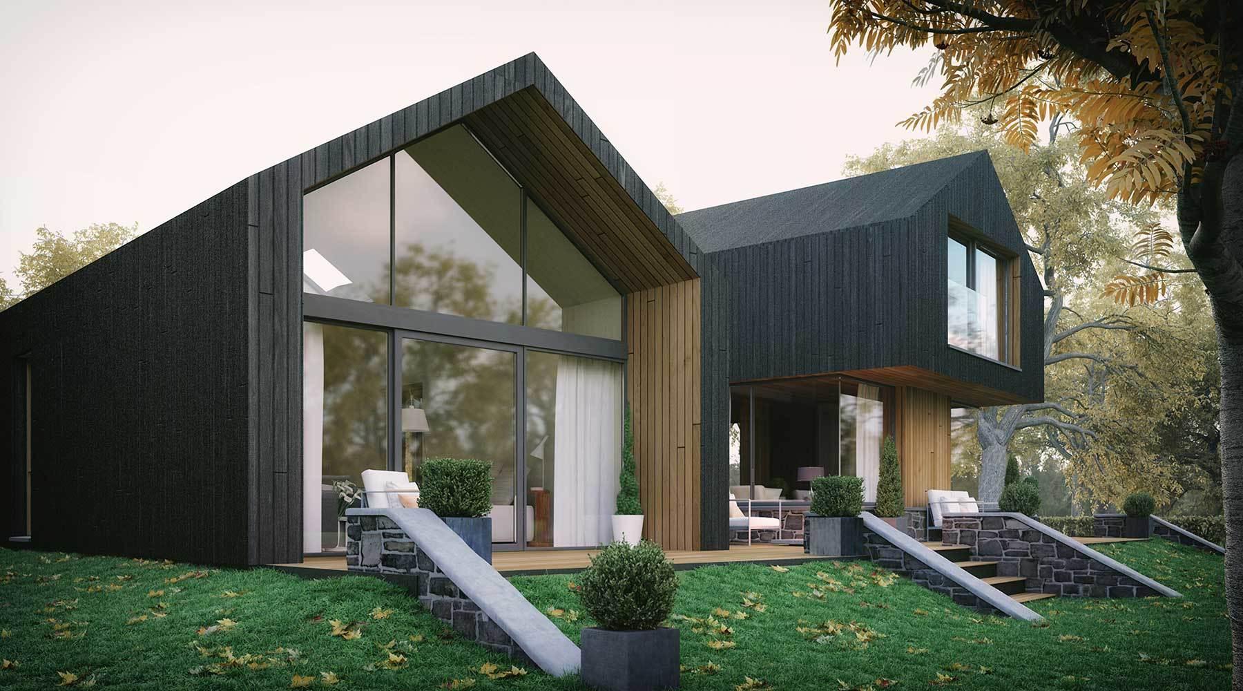 RMI Architects Jennings Dwelling