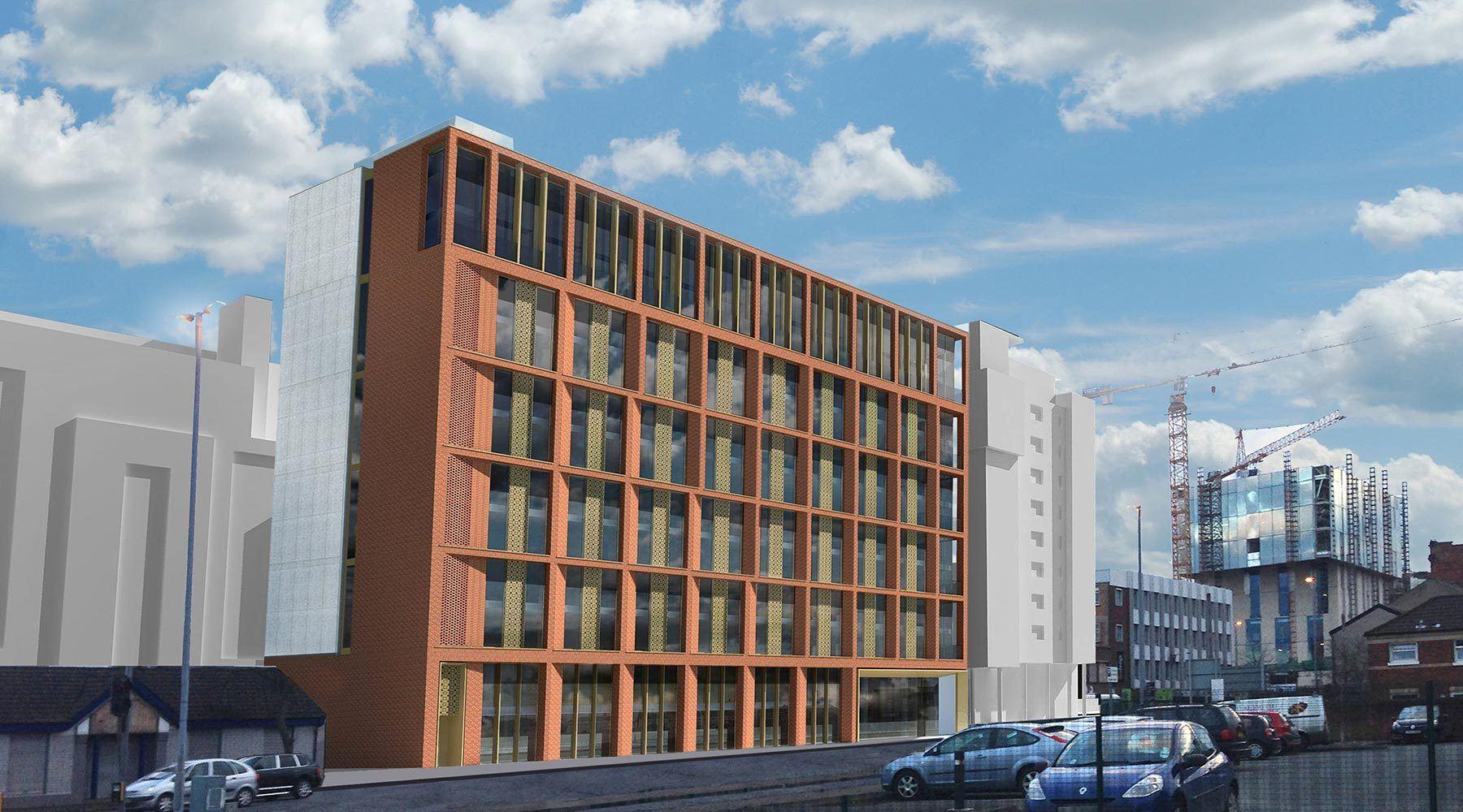 RMI Architects 123 York Street Belfast