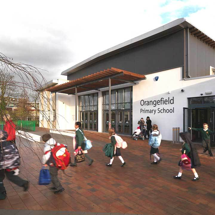 Orangefield Primary School, East Belfast