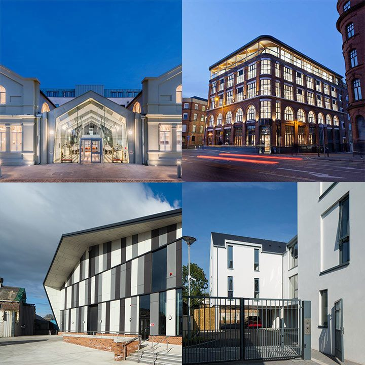 Four RMI projects shortlisted for RICS Awards 2018