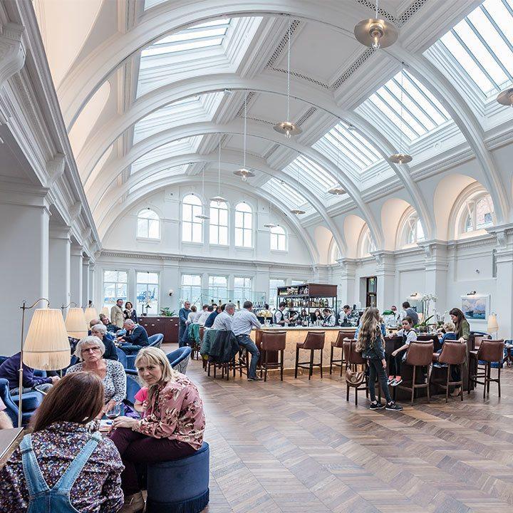 Titanic Hotel shortlisted for RIBA/RSUA Design Awards 2018
