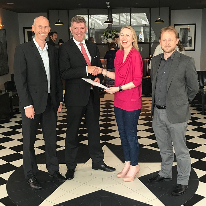 Titanic Hotel Stay Winner Announced!