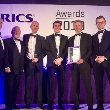 Another Year of Success at the RICS Awards