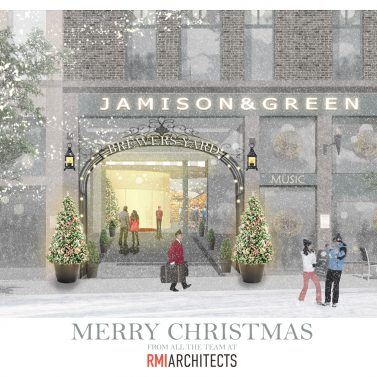 Merry Christmas from all the team at RMI Architects