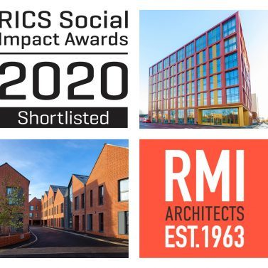 RMI shortlisted in three categories for RICS Social Impact Awards 2020