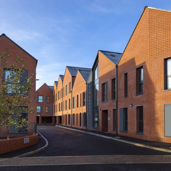 Mews Lane Housing